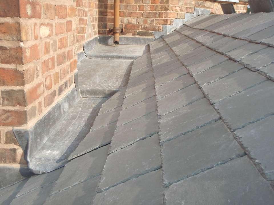 Slate Roof Refurbishment, Baptist Church, Oadby, Leicester
